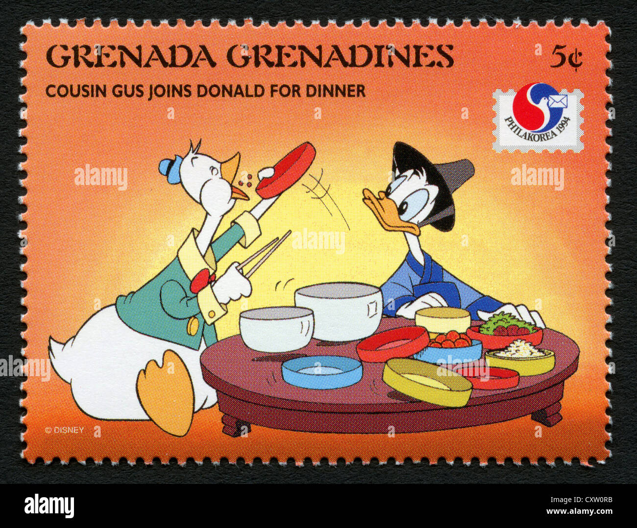 Disney Cartoon Donald Duck Stockfotos & Disney Cartoon Donald Duck ...