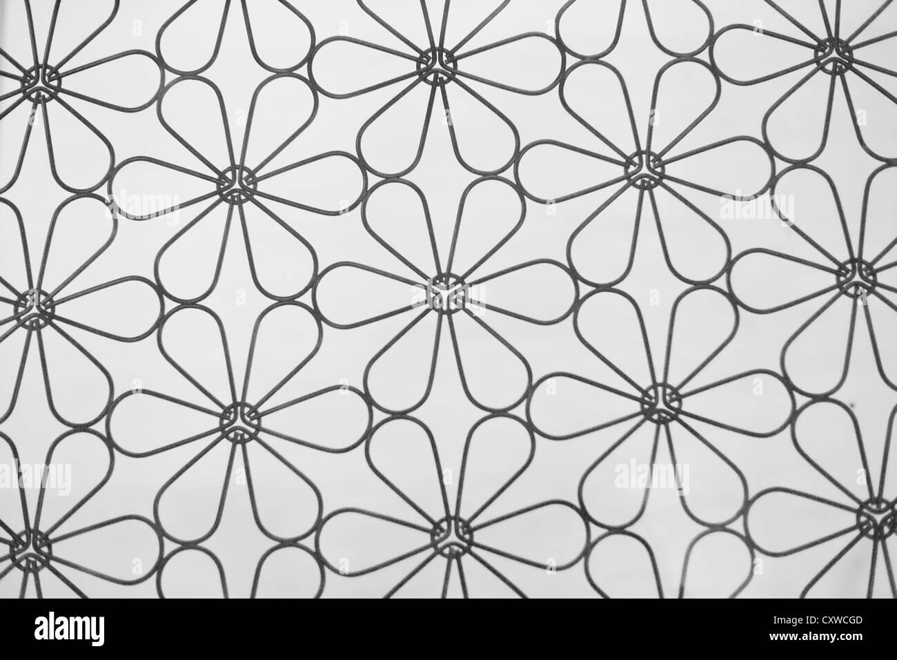 Nett Drahtgeflecht Muster Ideen - Schaltplan Serie Circuit ...