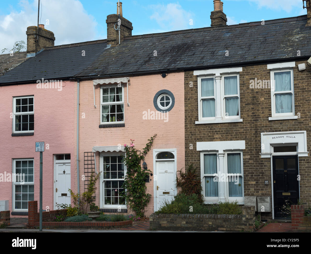 Old Terraced House Uk Stockfotos & Old Terraced House Uk Bilder - Alamy