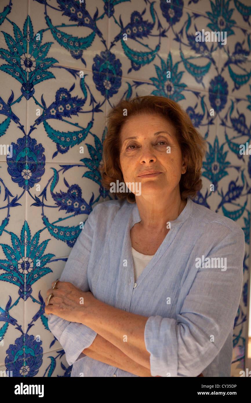 Fliesen Sie, Designer und Produzent in istanbul Stockbild