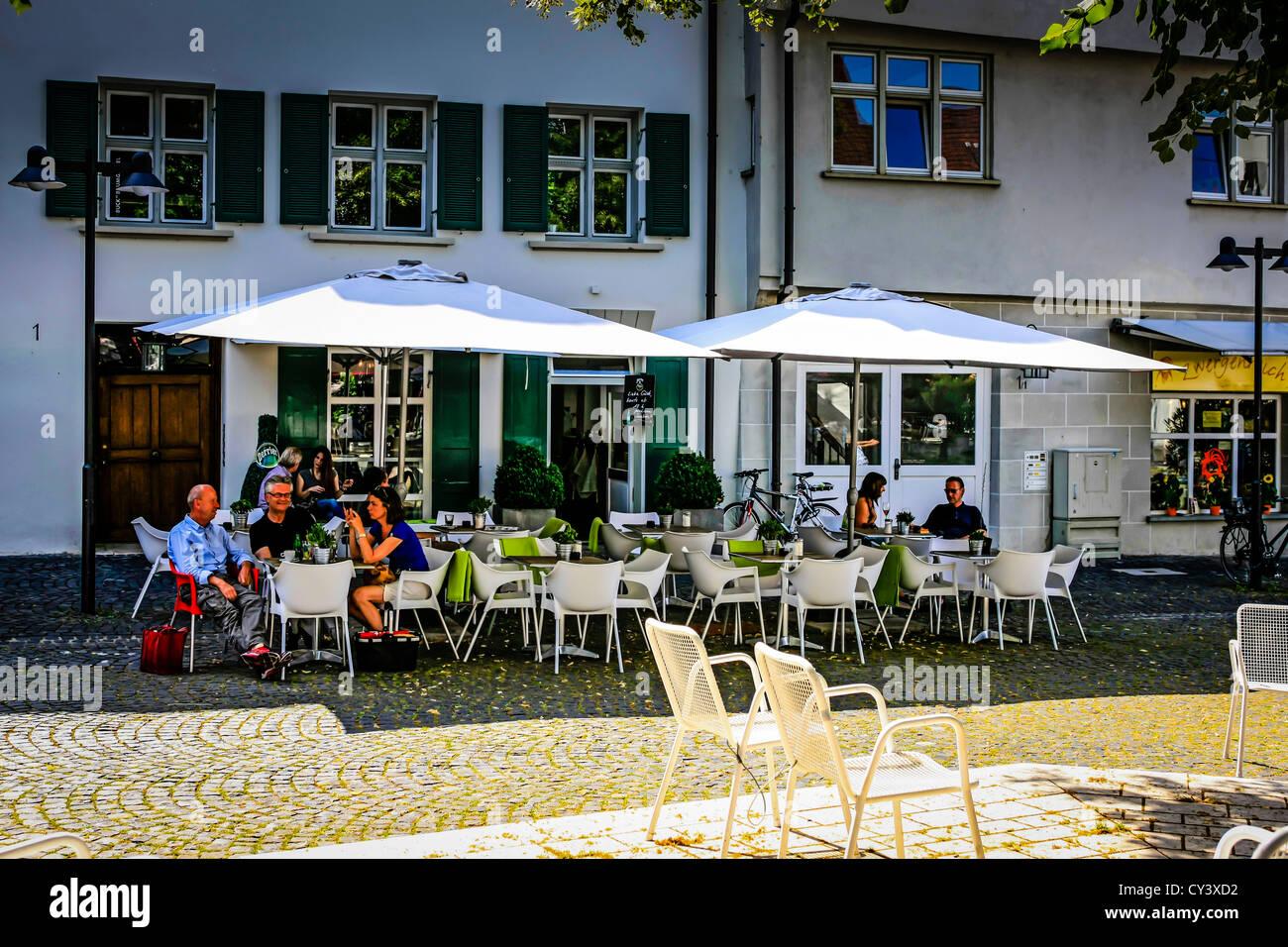 Ulm Restaurant Stockfotos & Ulm Restaurant Bilder - Alamy