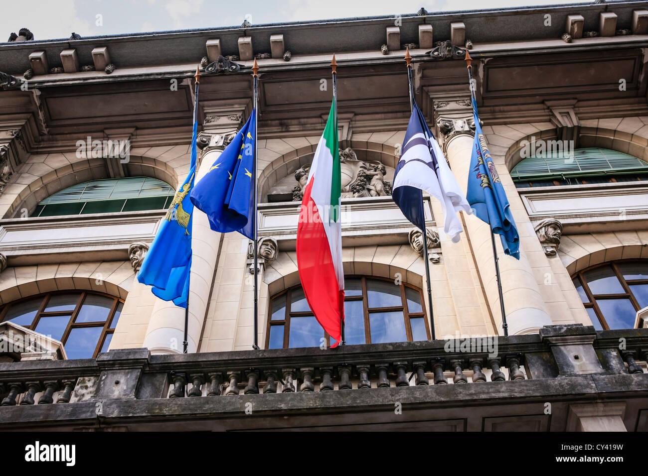 Italien Vor Dem Bankrott