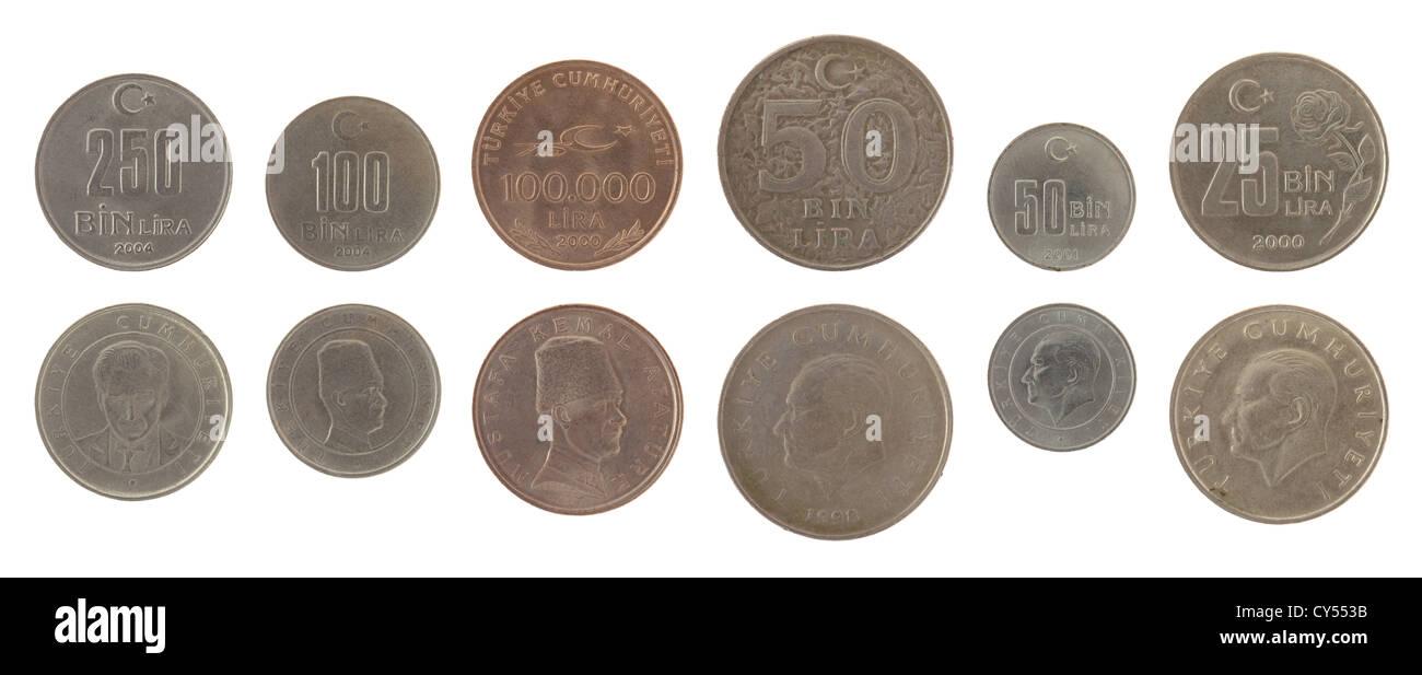 turkish coin stockfotos turkish coin bilder alamy. Black Bedroom Furniture Sets. Home Design Ideas