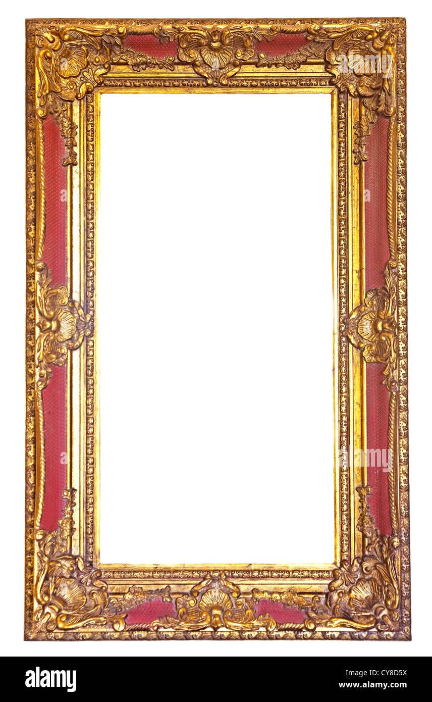 Charmant Wie Ein Vergoldetes Spiegelrahmen Malen Fotos - Rahmen ...