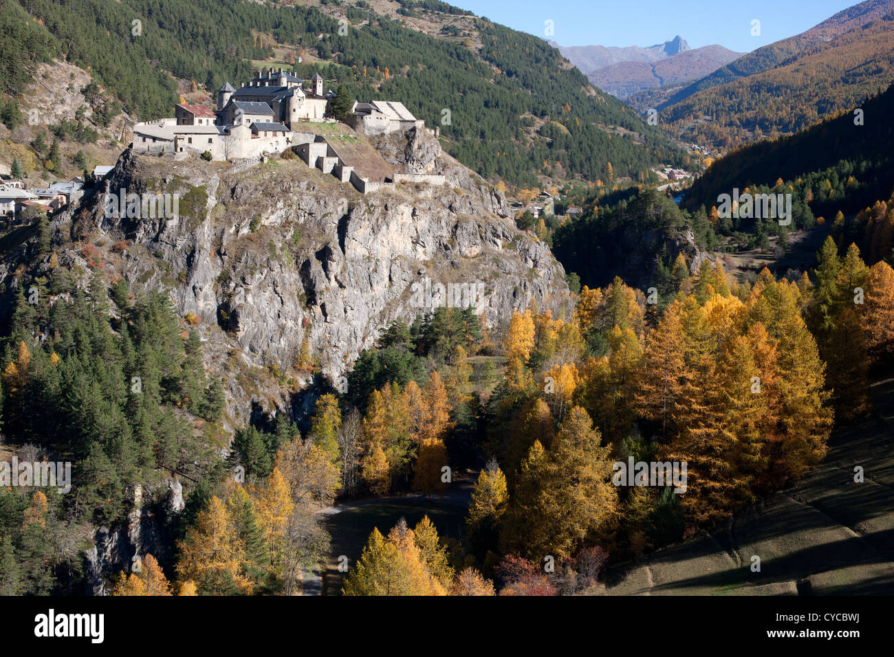 Klettersteig Chateau Queyras : Chateau queyras stockfotos & bilder alamy