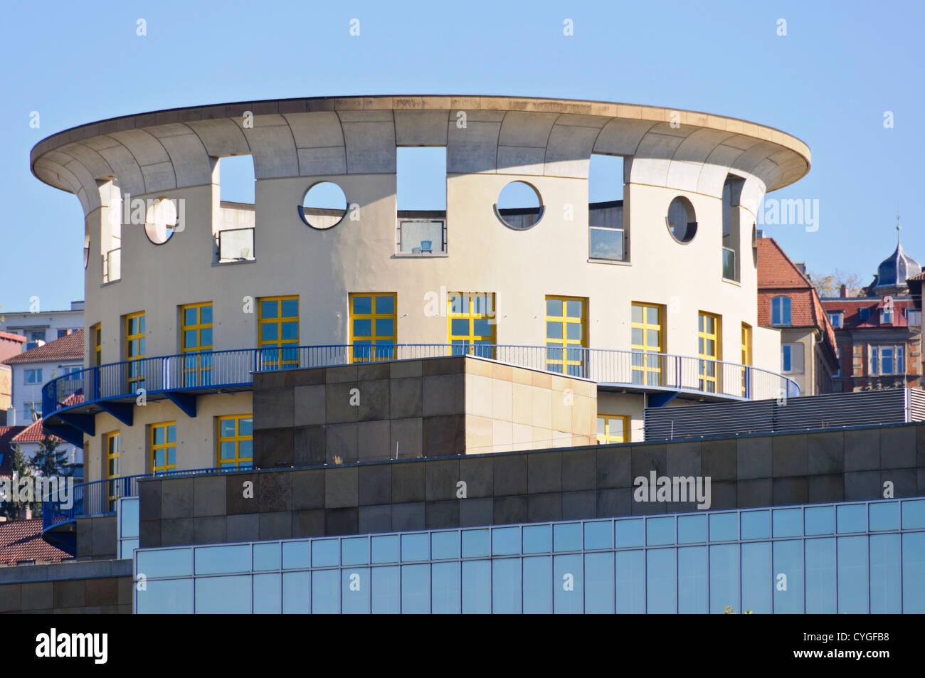 Hochschule Fã¼R Architektur | Staatliche Hochschule Fur Musik Und Darstellende Kunst Stuttgart