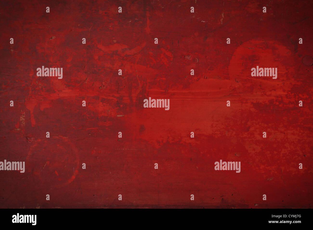 strukturiert und rote Grunge Hintergrund. Stockbild