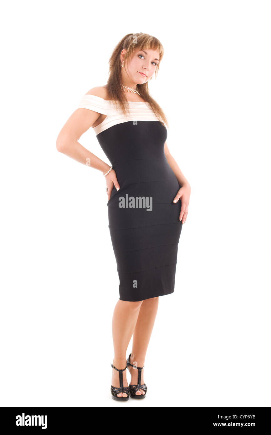 Young Voluptuous Black Woman In Stockfotos & Young Voluptuous Black ...
