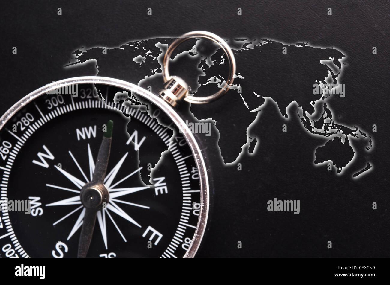 Kompass Englisch