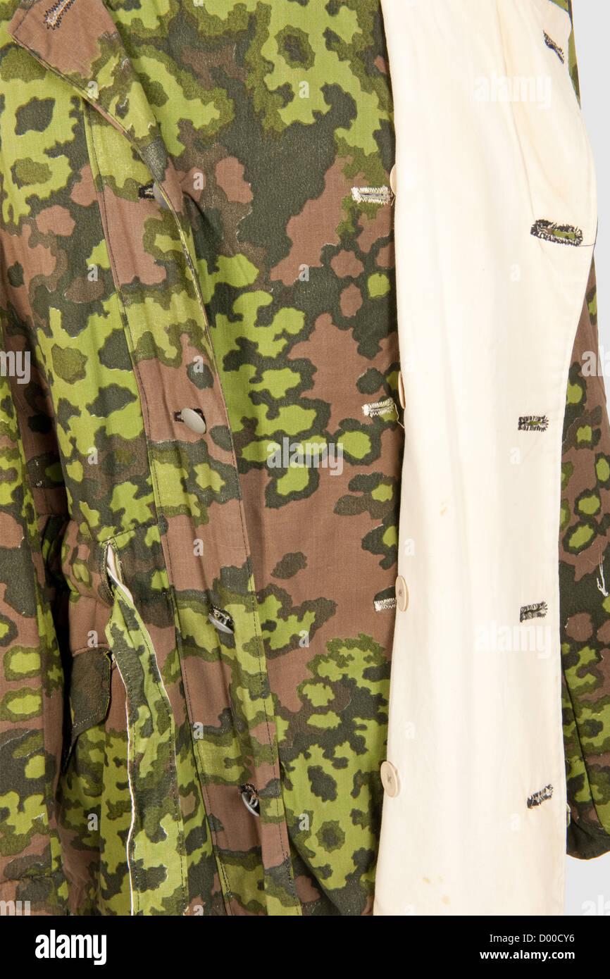 Green Camouflage Jacket Stockfotos & Green Camouflage Jacket Bilder ...