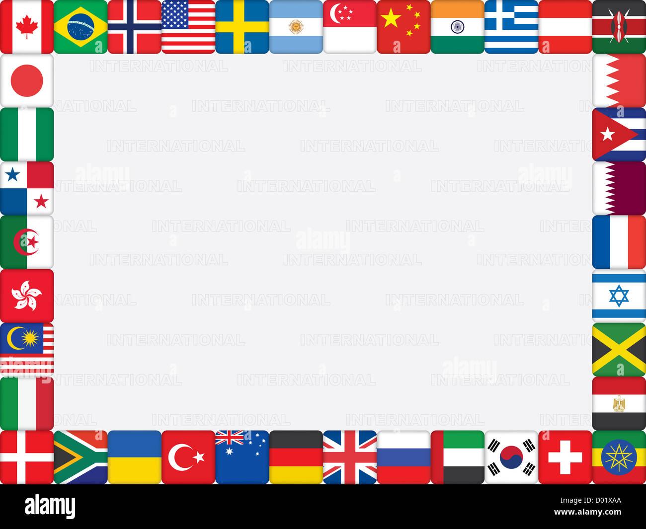 Austria Flag Icons Stockfotos & Austria Flag Icons Bilder - Alamy