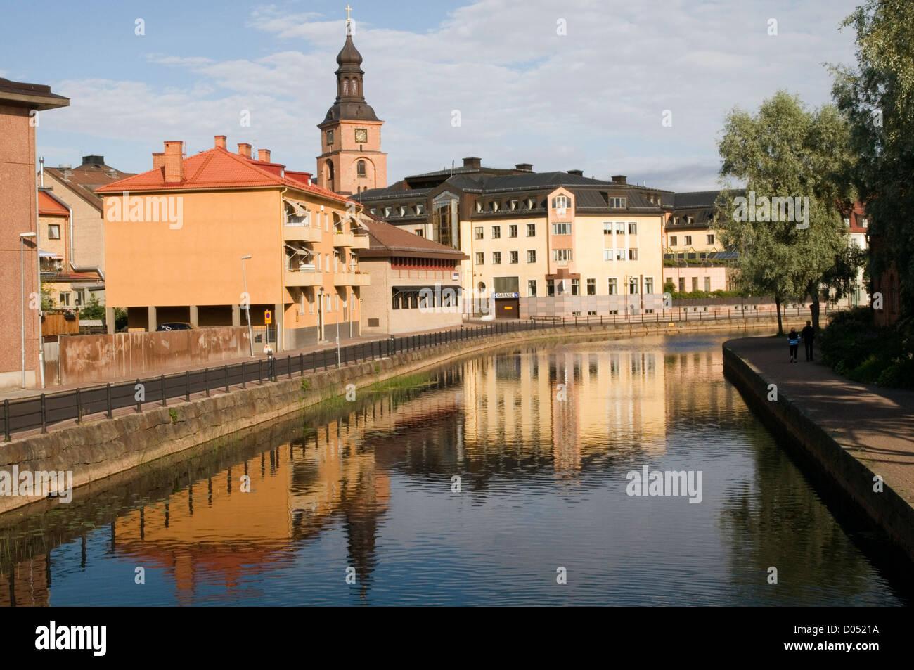 falun gemeinde in dalarna grafschaft schweden schwedische stadt stockfoto bild 51742470 alamy. Black Bedroom Furniture Sets. Home Design Ideas