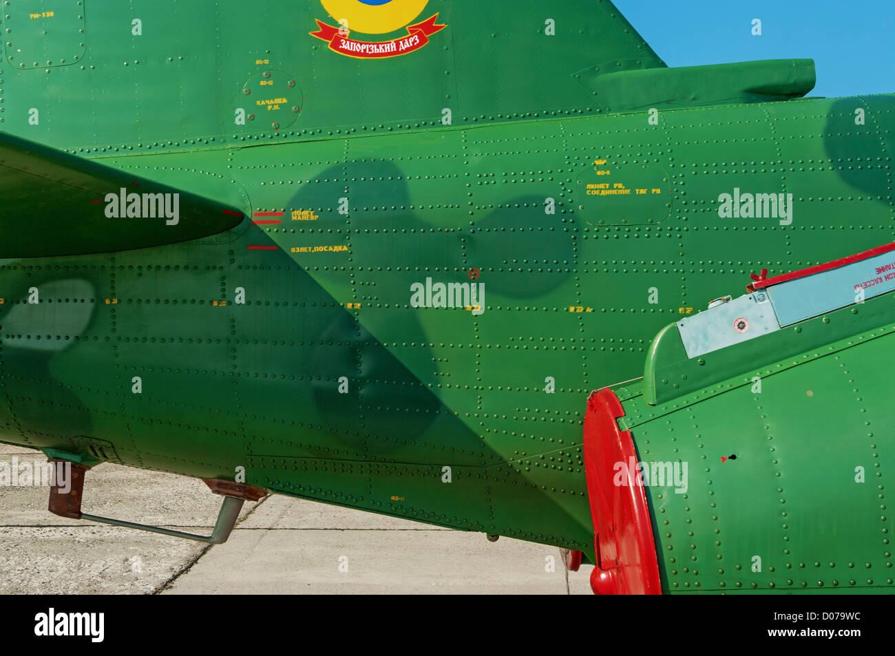 Sukhoi Su 25 Stockfotos & Sukhoi Su 25 Bilder - Alamy