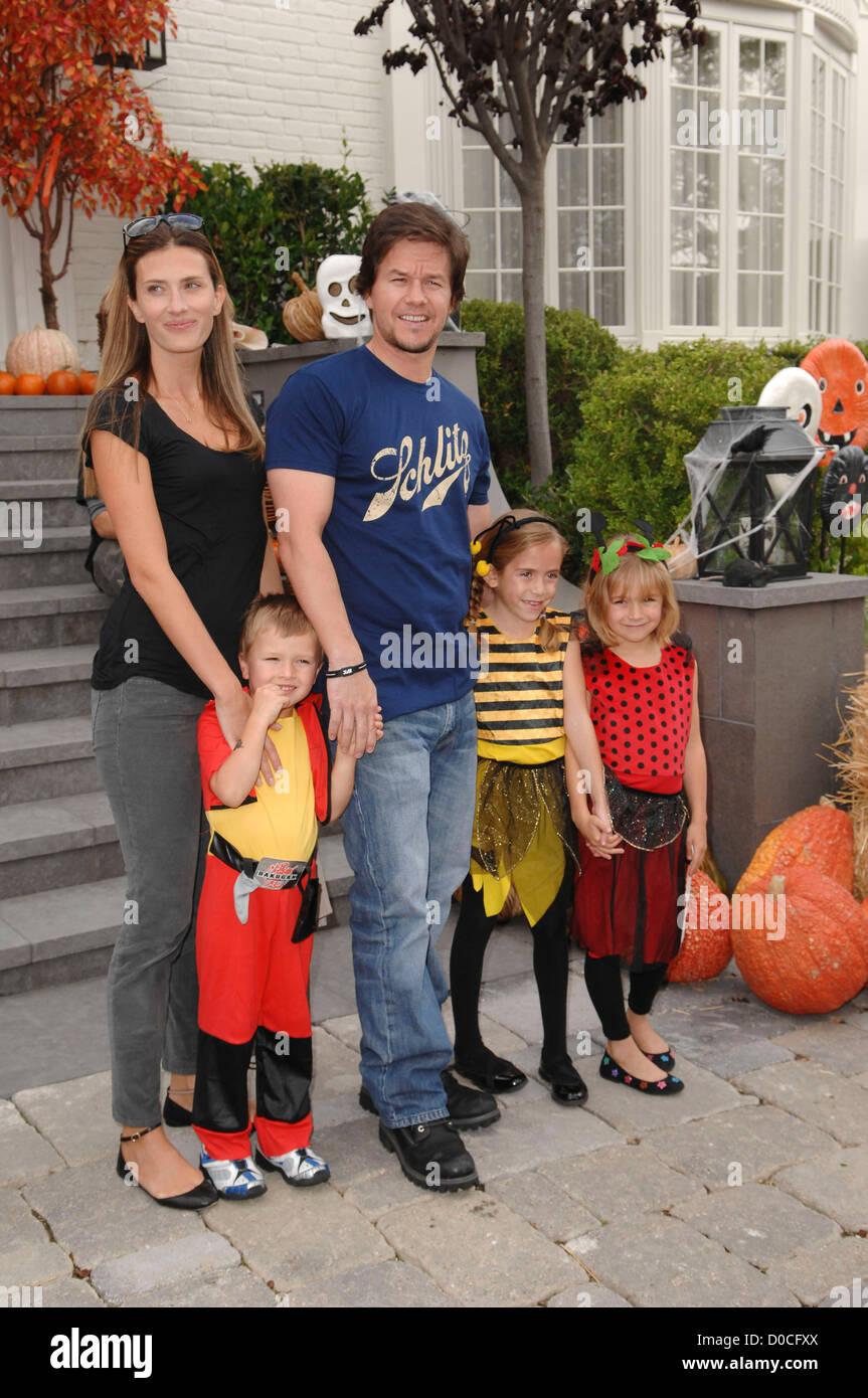 Mark Wahlberg Kinder