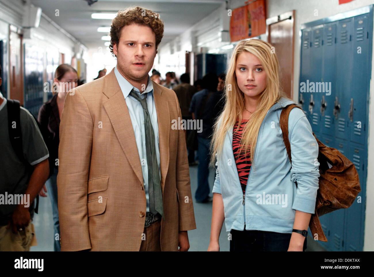 Amber Heard Seth Rogen Stockfotos & Amber Heard Seth Rogen Bilder ...