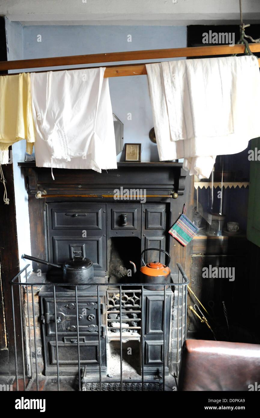 Eine Alte Kuchen Im Black Country Living Museum Stockfoto Bild