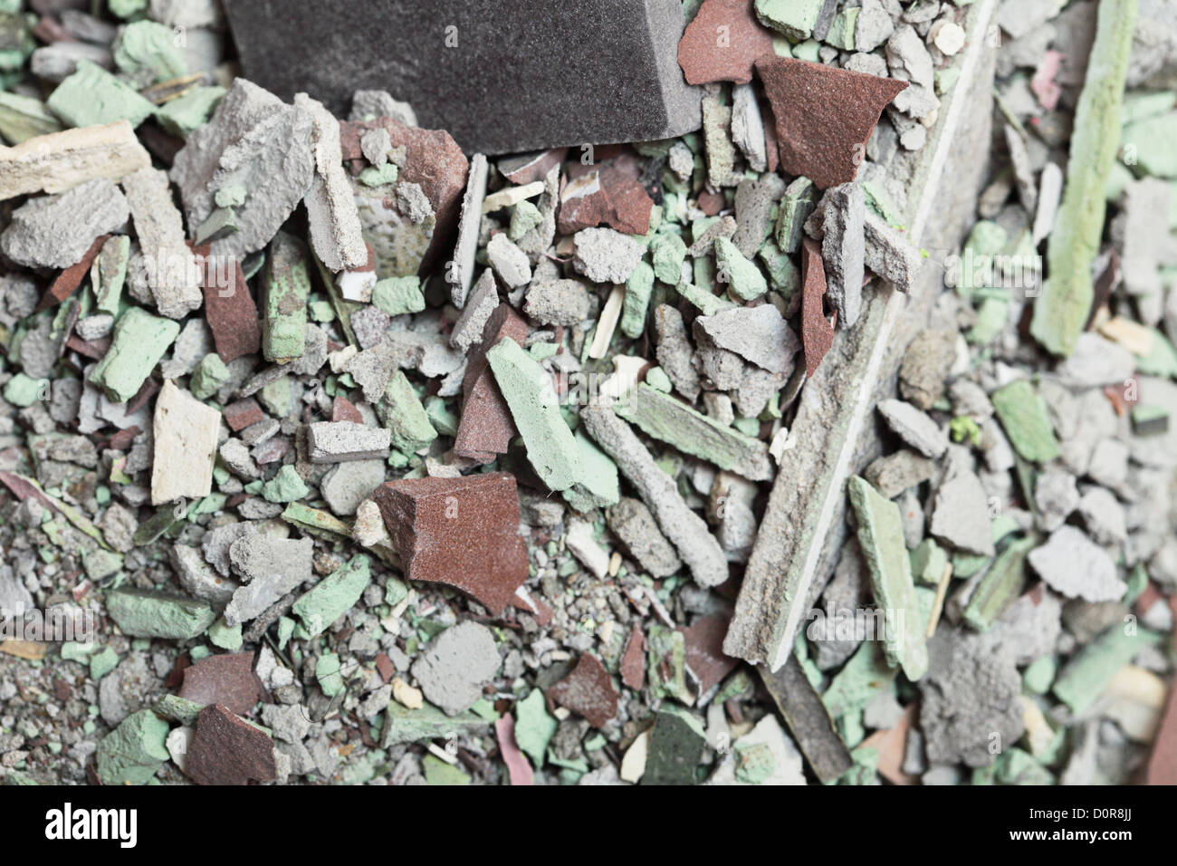 Fußboden Aus Alten Ziegeln ~ Nahaufnahme von einem alten haufen ziegel fußboden fliese indoor