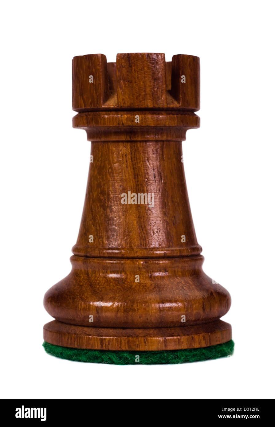Schachfigur Turm