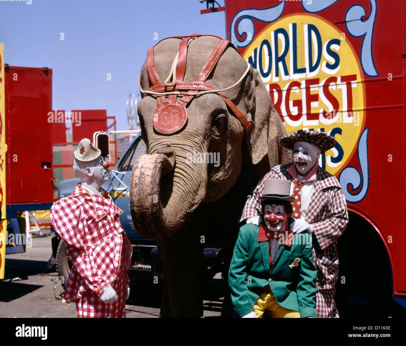 Barnum And Bailey Circus European Tour