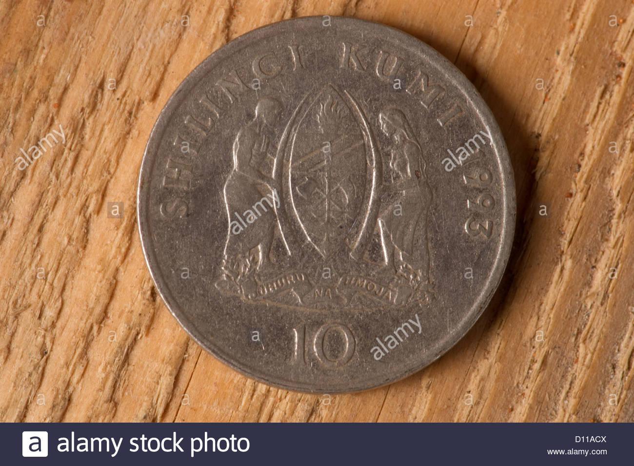 Afrikanische Geld Münze Münzen Cash änderung Geschäft Kaufen