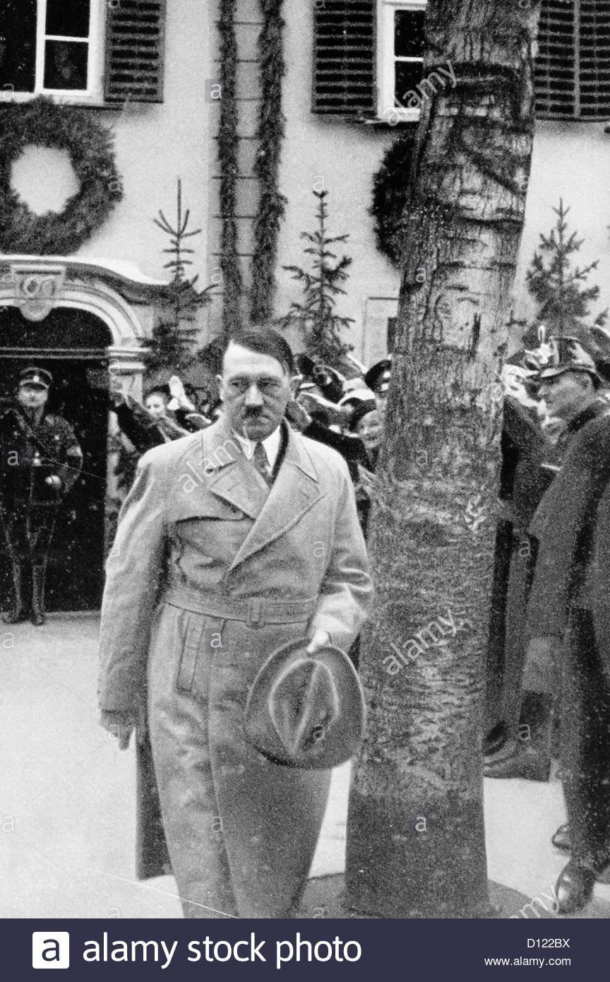 Adolf Hitler Lebt