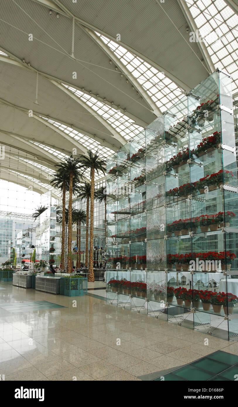 Das Kempinski Hotel Airport Munchen Stockfoto Bild 52383934 Alamy