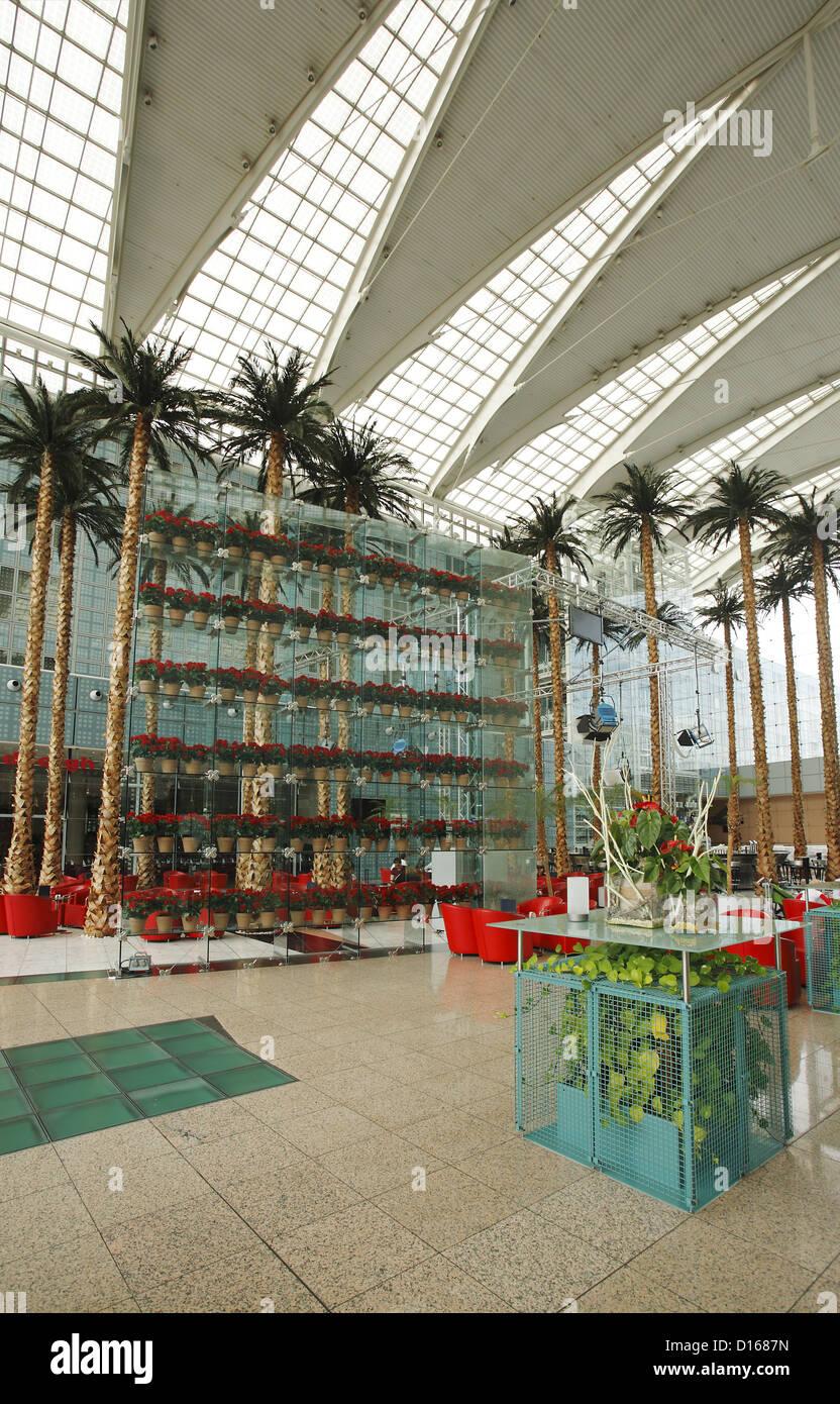 Das Kempinski Hotel Airport Munchen Stockfoto Bild 52383961 Alamy