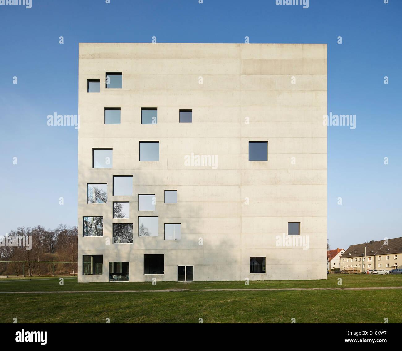 Architekt Essen zollverein essen deutschland architekt sanaa kazuyo