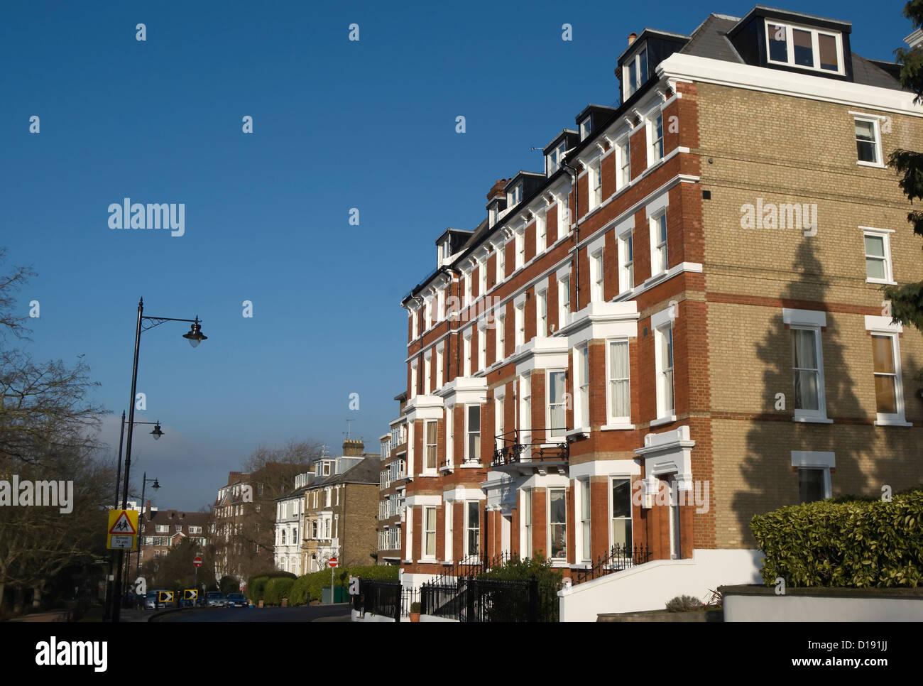 House On Richmond Hill Richmond Stockfotos & House On Richmond Hill ...