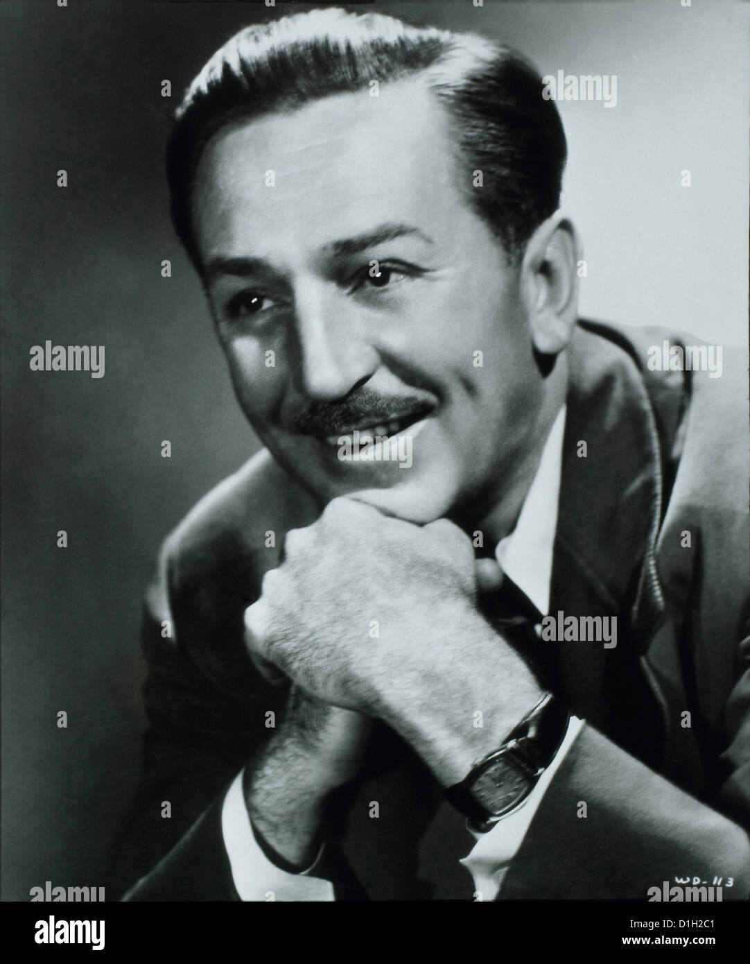 Walt Disney (1901-1966)-Porträt Stockfoto