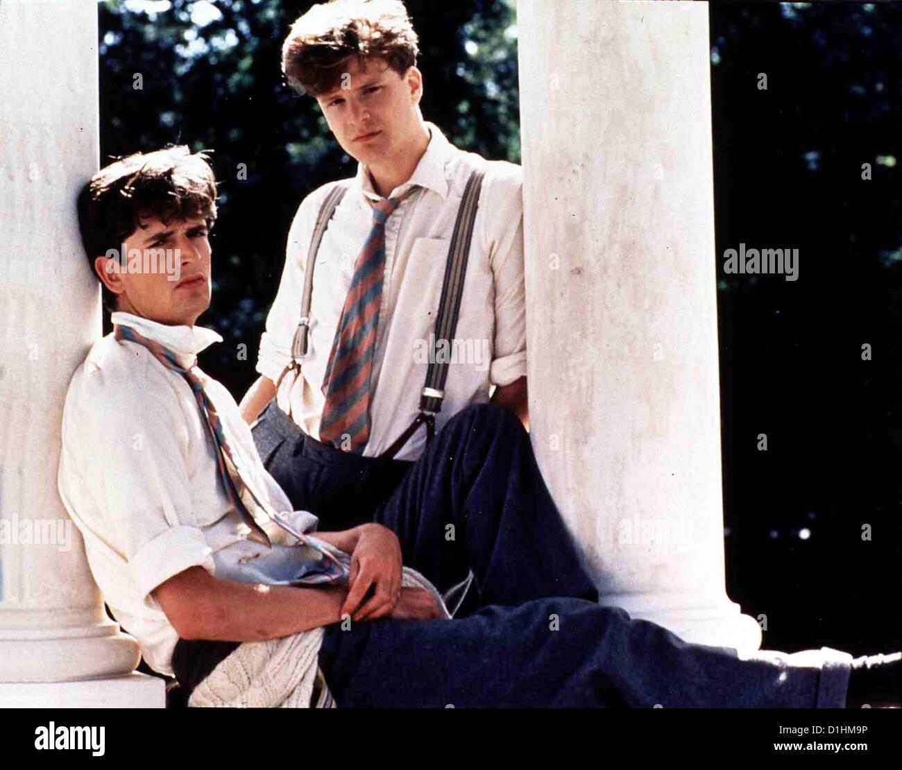 Einem anderen Land ein anderes Land Rupert Everett, Colin Firth Guy Bennett (Rupert Everett, l) Und Tommy Judd (Colin Stockfoto