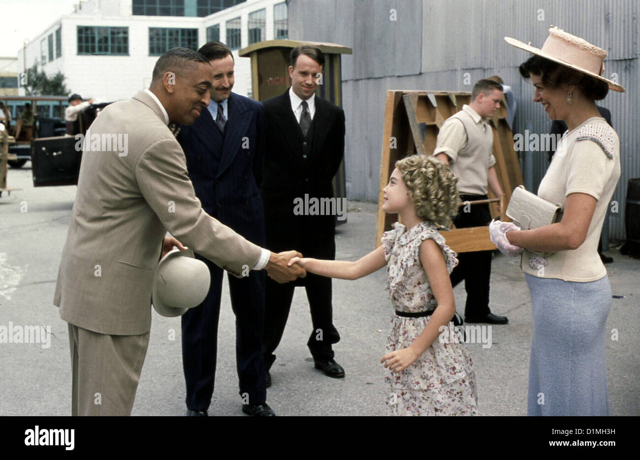 "Bojangles Bojangles Gregory Hines Bill ""Bojangles"" Robinson (Gregory Hines, l) *** lokalen Caption *** Stockbild"