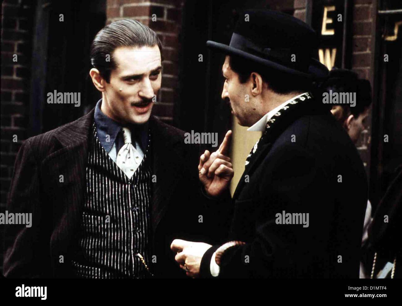 Der Pate Teil Ii Pate Ii Robert De Niro L Lokalen Caption