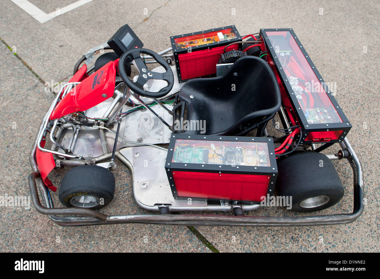 go kart motor stockfotos go kart motor bilder alamy. Black Bedroom Furniture Sets. Home Design Ideas