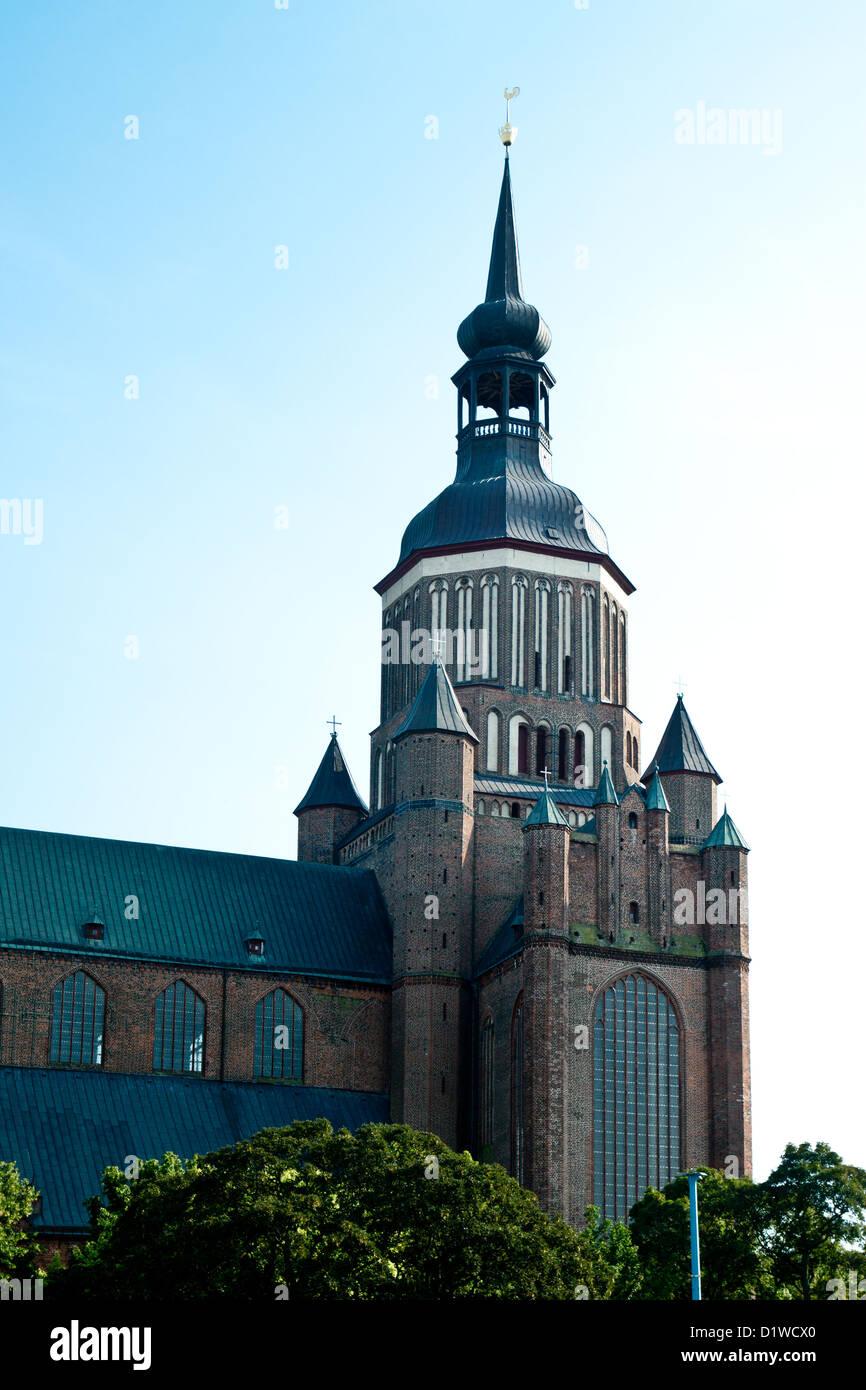 Katholische Kirche Stralsund