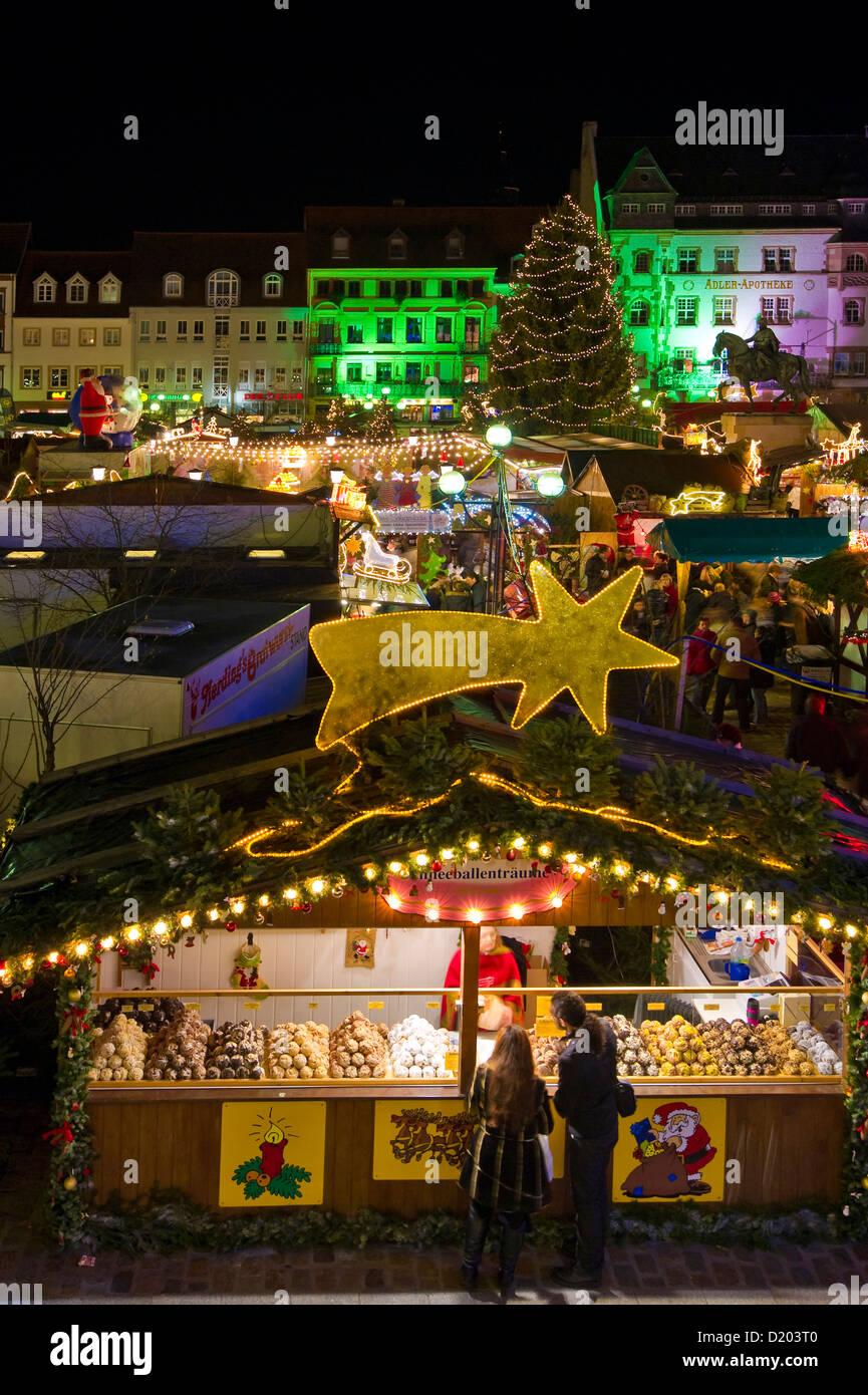 Landau Weihnachtsmarkt.Weihnachtsmarkt Und Weihnachtsschmuck Landau Rheinland