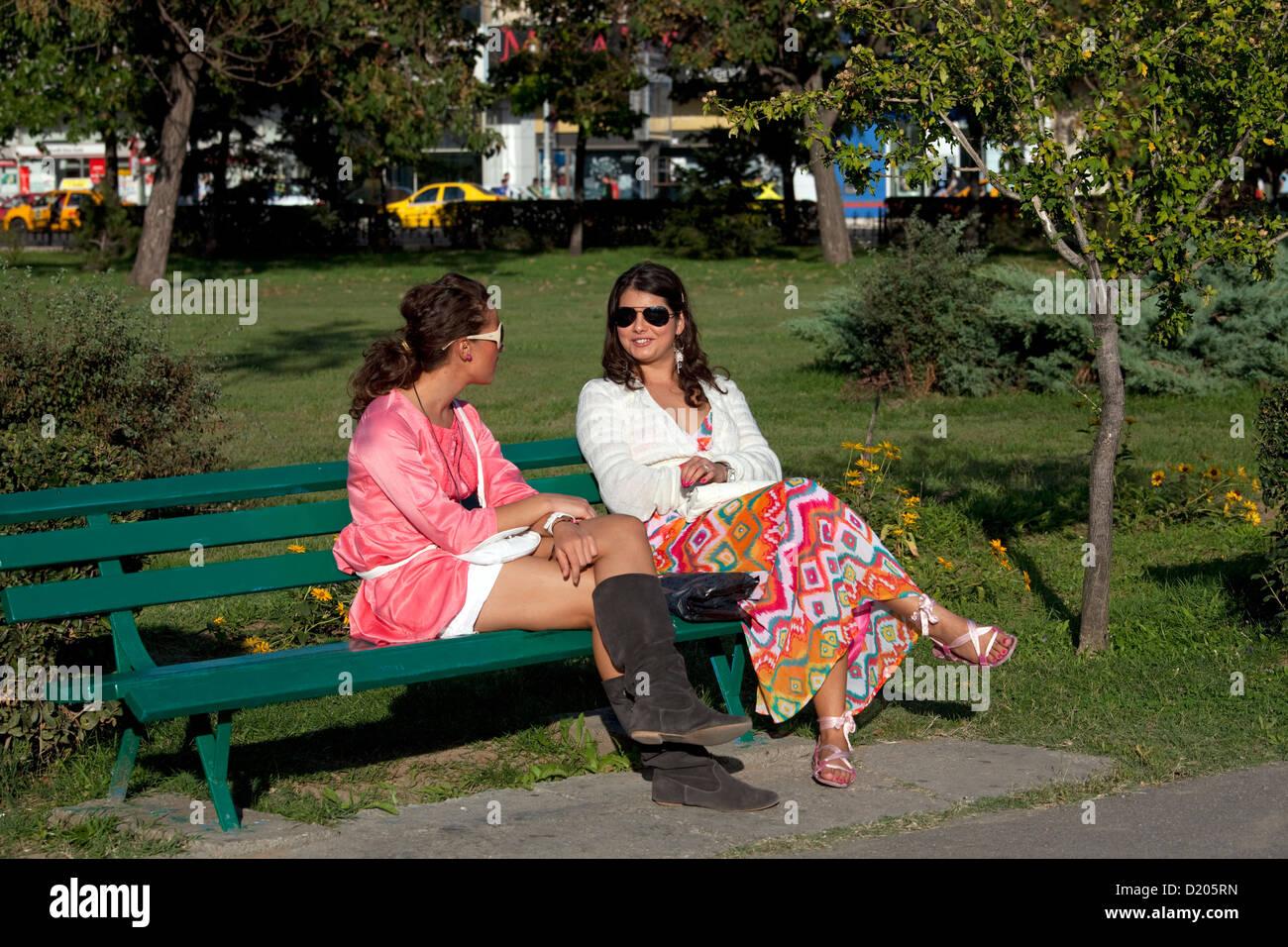 Bukarest Rumänien Frauen