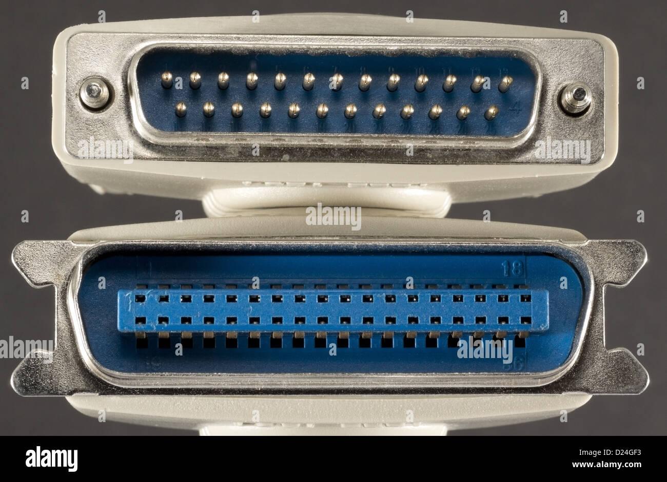 Ungewöhnlich Computer Kabelverbindungen Zeitgenössisch - Elektrische ...