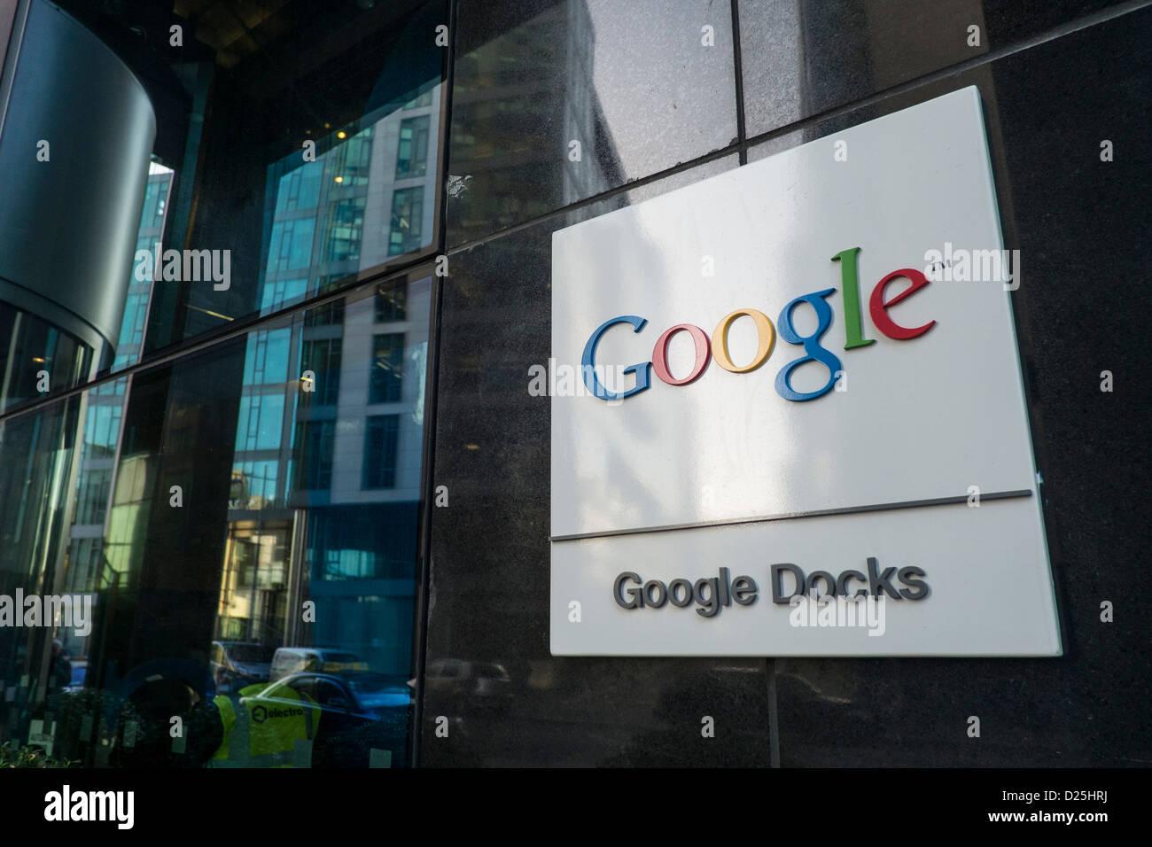 Google Hq Stockfotos & Google Hq Bilder - Alamy