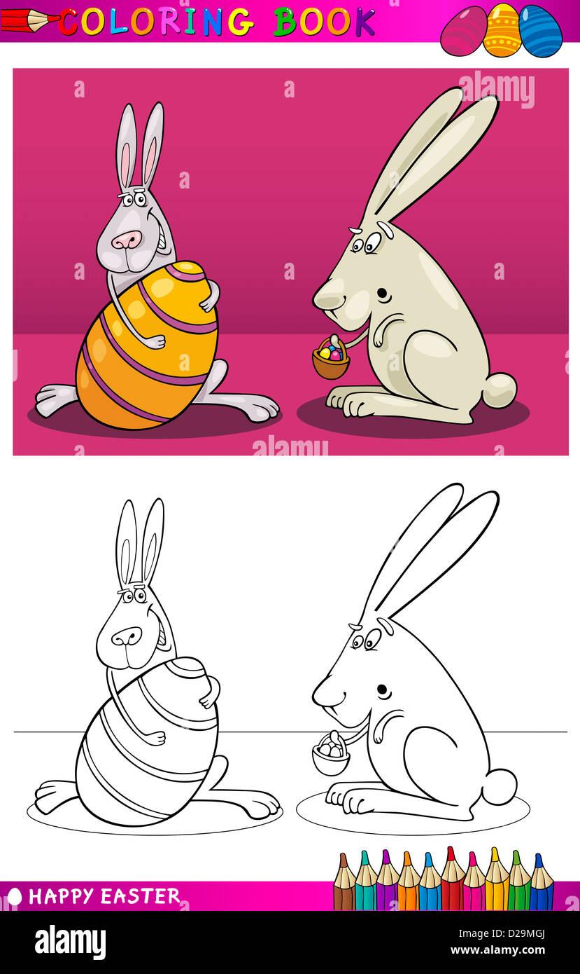 Ziemlich Osterhase Färbung Seite Fotos - Malvorlagen Von Tieren ...