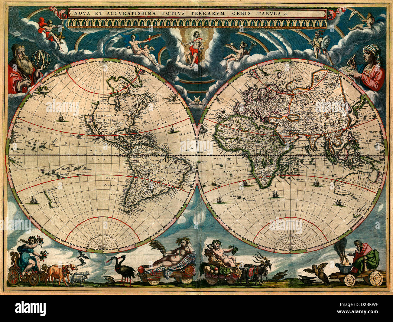 Accurate World Map Stockfotos & Accurate World Map Bilder ...