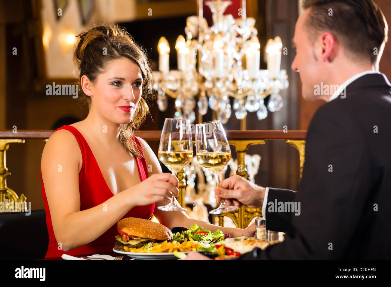 ein date haben