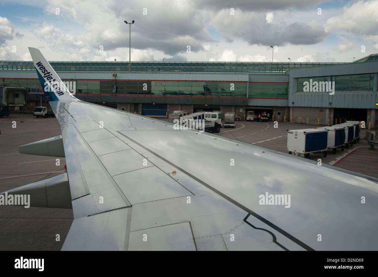 Airport Toronto Abflug