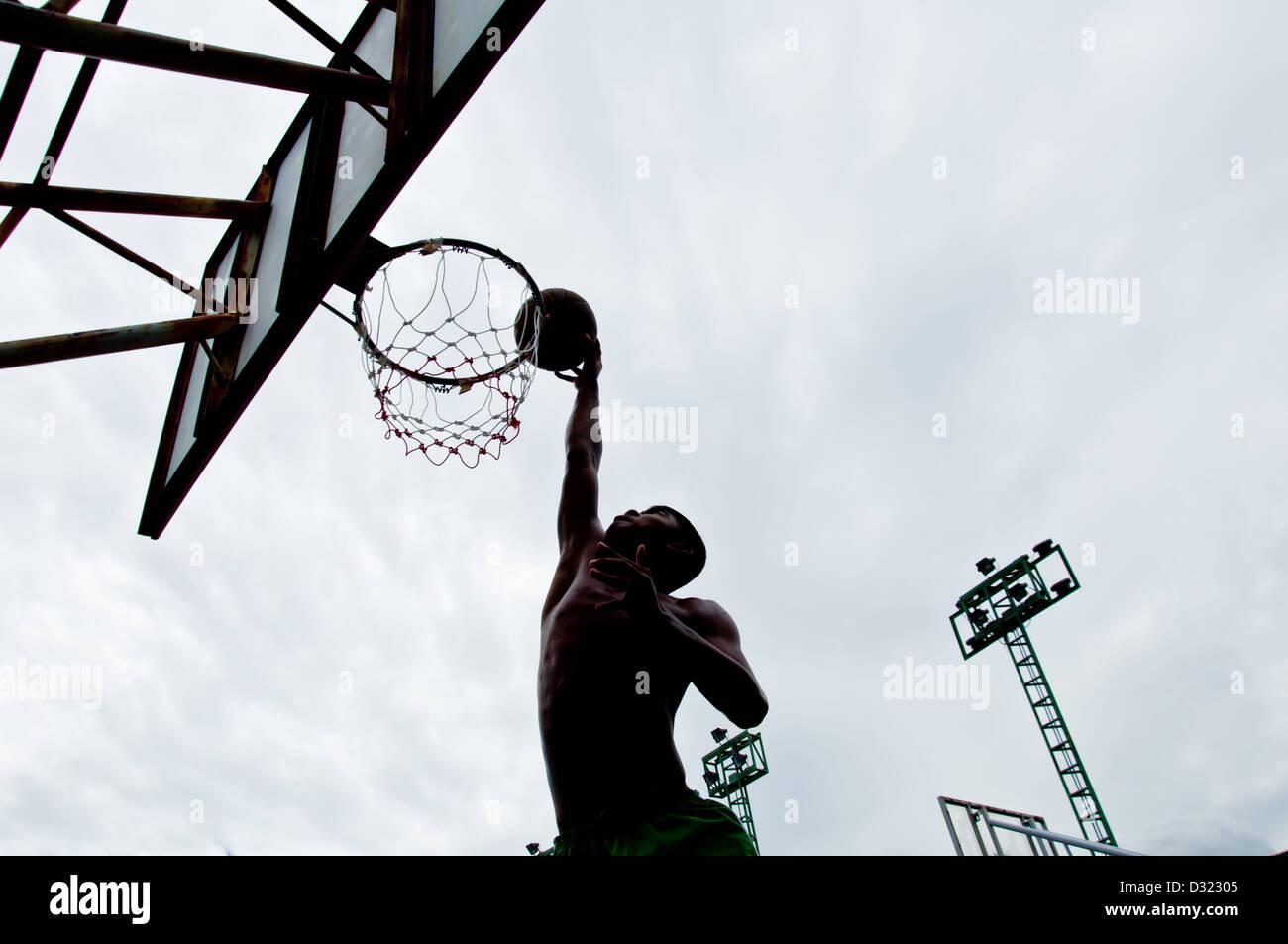 Erfreut Basketball Farbseiten Fotos - Malvorlagen Von Tieren - ngadi ...