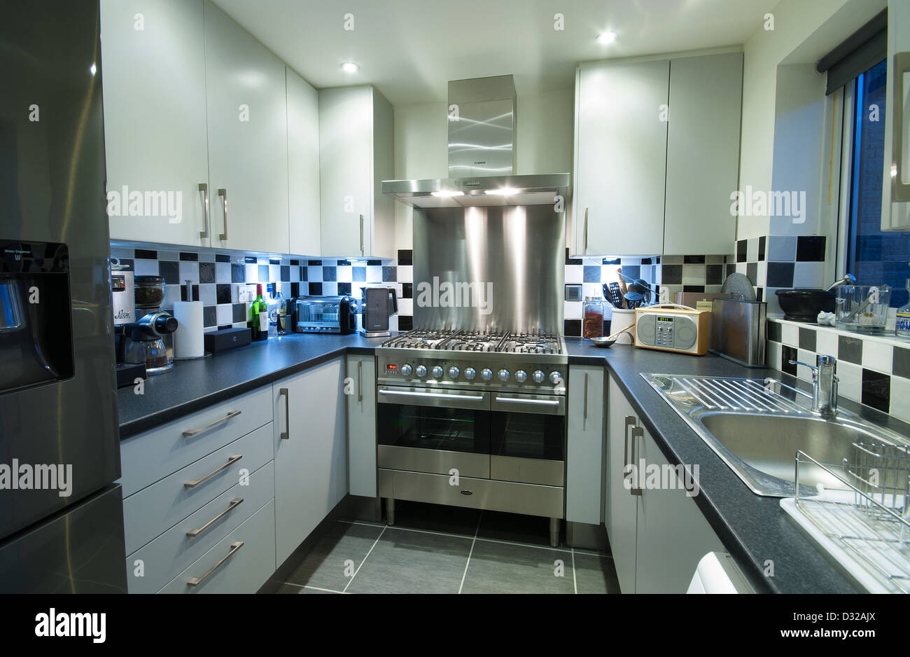 Range Cooker Stockfotos & Range Cooker Bilder - Alamy