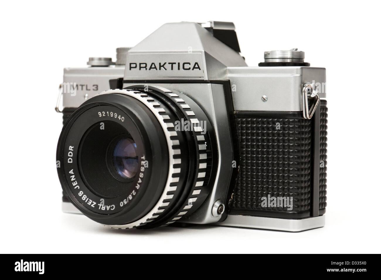 Ways to use a praktica mtl mm film camera wikihow