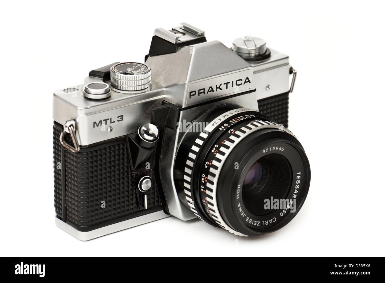 Praktica mtl slr film camera body only sovietcamerastore