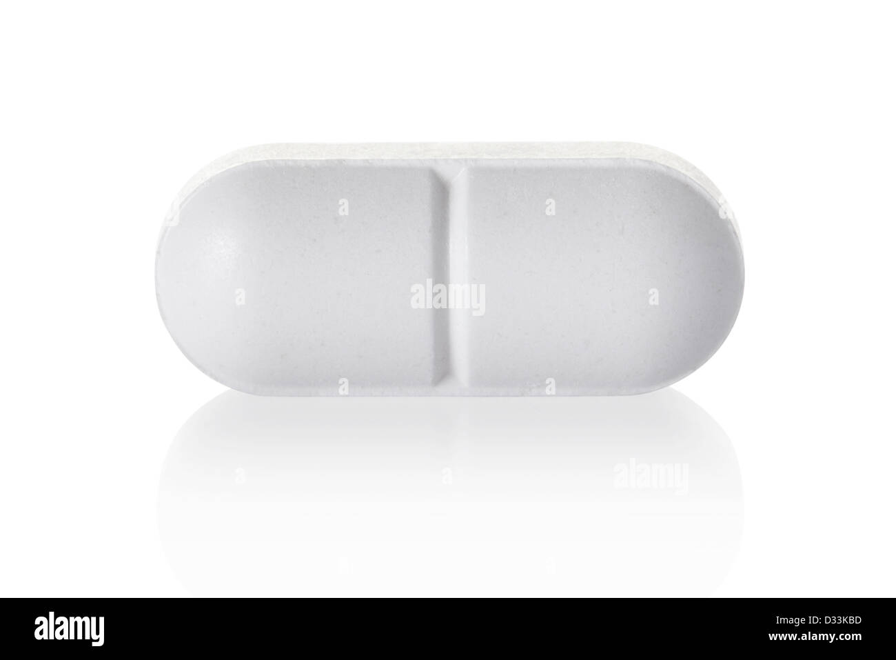 Medizinische Pille Tablette Stockbild