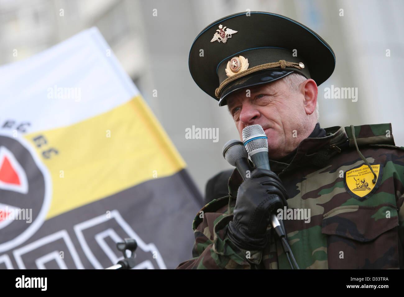 Ehemaliger Geheimdienst-Offizier Vladimir Kvachkov verurteilt zu 13 ...
