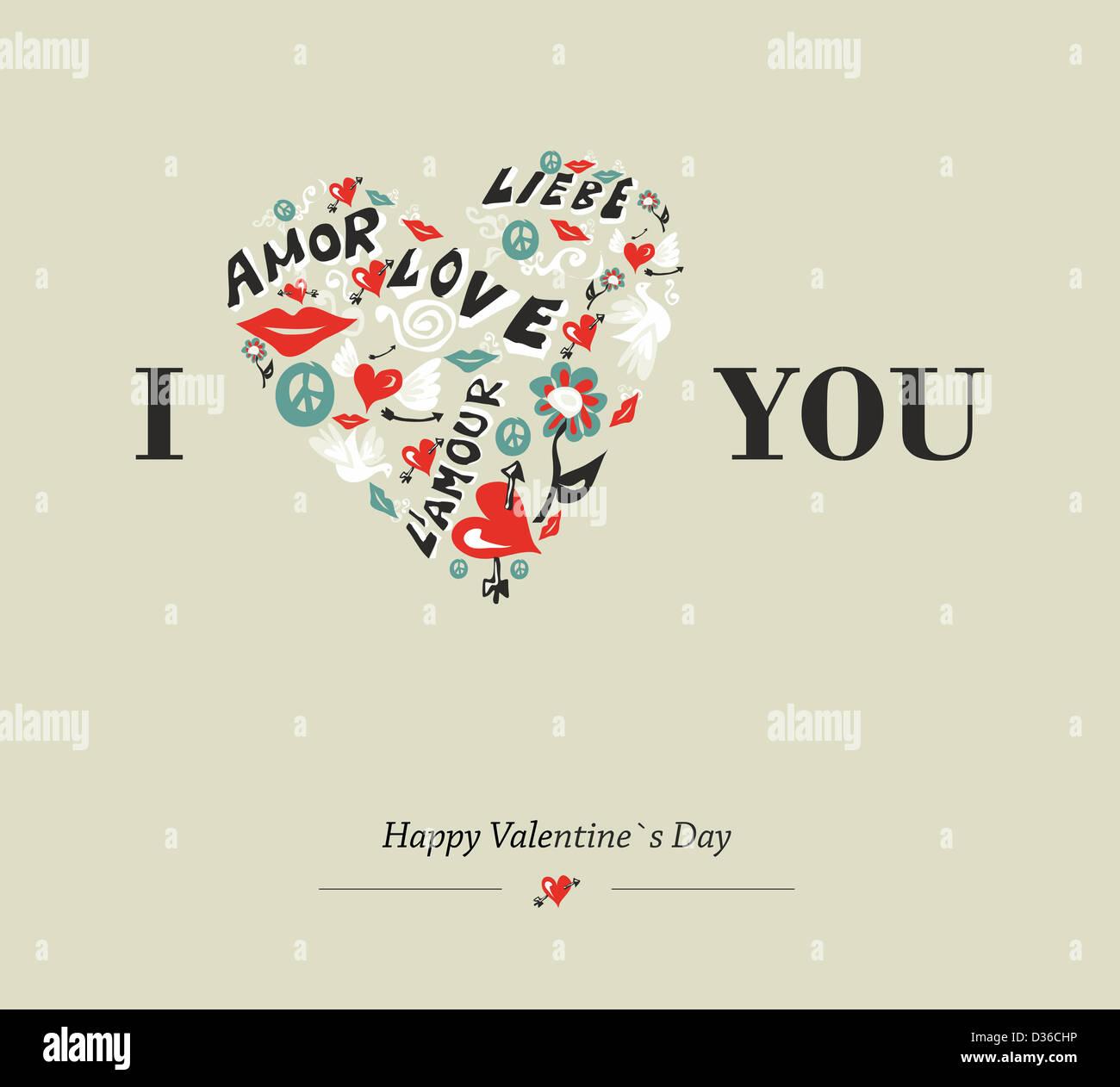 Großzügig Valentinstag Färbung Bilder - Druckbare Malvorlagen ...